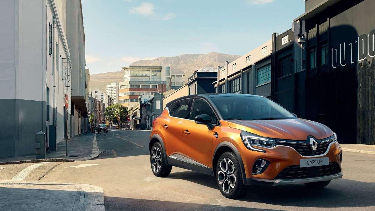 El nuevo Renault Captur 2020: Todo lo que necesitas saber
