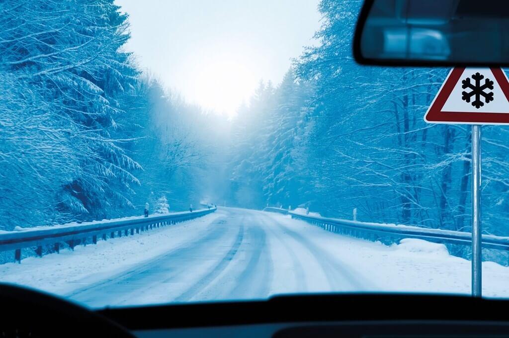 conduccion en invierno
