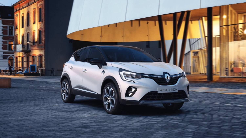 Probando el Renault Captur E-Tech