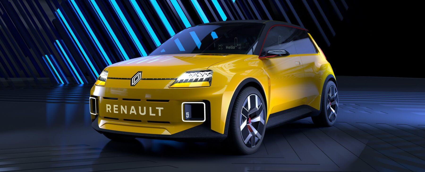 El nuevo Renault 5 eléctrico, la renovación de un clásico